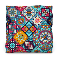Zen Outdoor Throw Pillow