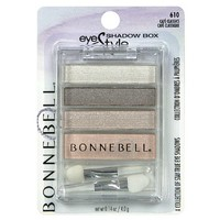 Bonne Bell Eye Shadow Box, Cafe Classics 610