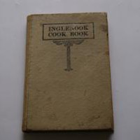 THE INGLENOOK COOK BOOK by Contributed to by Sisters of the Brethren Church and subscribers of the Inglenook Magazine: Brethren Publishing House Hardcover, 5th or later Edition - Wisdom Lane Antiques