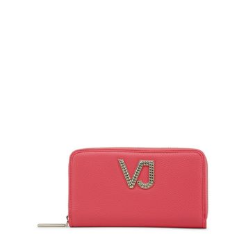Versace Pink Credit Card Holder Wallet