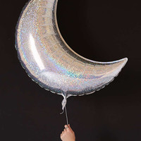 Holographic Moon Balloon Set - Urban Outfitters