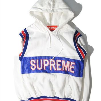 Cozy Supreme Pullover Hoodies Unisex Jacket