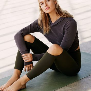 Free People Slit Knee Legging