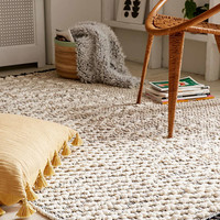 Pala Textured Loop Rug - Urban Outfitters
