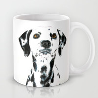 Dalmatian Dog Mug by BaconFactory