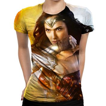 Wonder Woman X Womens T-Shirt