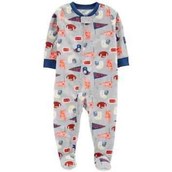 Baby Boy Carter's Sports Footed Pajamas | null