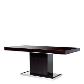Ebony Dining Table | Eichholtz Park Avenue