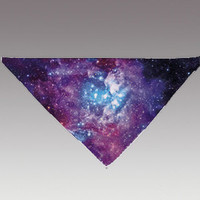 Galaxy_Dog Bandana_Custom bandanas are the perfect way to show how special your dog is.