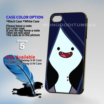 Adventure time Marceline, Photo Hard Plastic iPhone 5 Case Cover
