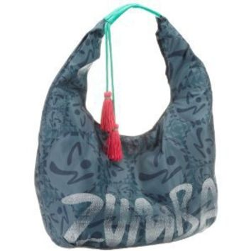 Zumba Fitness Tribe Beach Bag, Jet, One Size