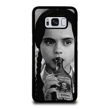 WEDNESDAY ADDAMS Samsung Galaxy S3 S4 S5 S6 S7 S8 Edge Plus Note 3 4 5 8 Case