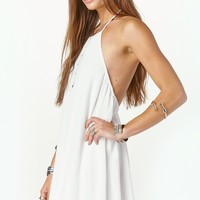 KATY HALTER DRESS