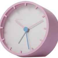 Tock Alarm Clock in Pink - Pop! Gift Boutique