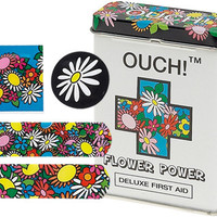 OUCH! FLOWER POWER BANDAGES