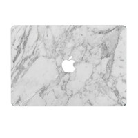 Marble Skin Protector Cover MacBook
