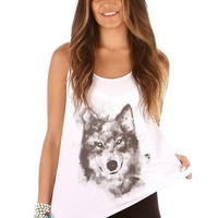 Loba Tank Top - Pima Cotton