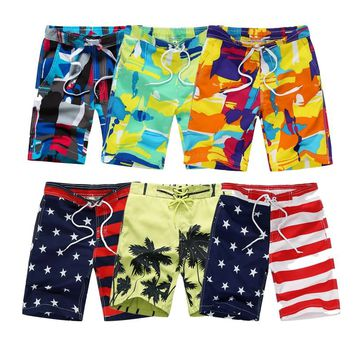 New Boys Quick Dry Shorts Brand Kids Surf Beach Shorts for Boys Trench Adjustable Breathable Big Boy Shorts 8 9 10 11 12 Years