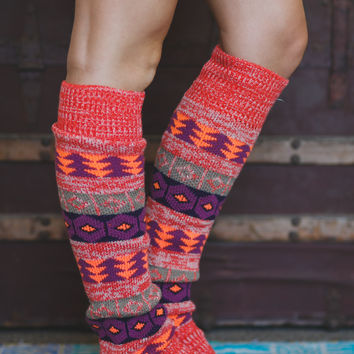 Beyond Barre Leg-Warmers