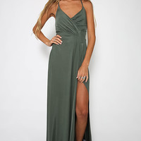Denise Dress - Green