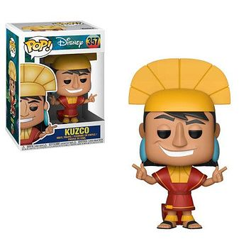 Kuzco Funko Pop! Disney Emperor's New Groove