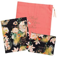 Buy Ted Baker Travel Laundry Bags, Set of 3 | John Lewis