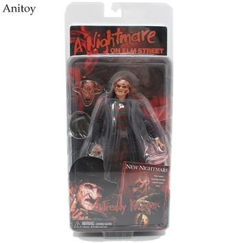 NECA a Nightmare on Elm Street New Nightmare Freddy Krueger PVC Action Figure Collectible