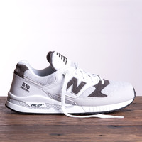 New Balance 530 - White/Grey