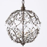 Lambent Sphere Chandelier?-?Anthropologie.com