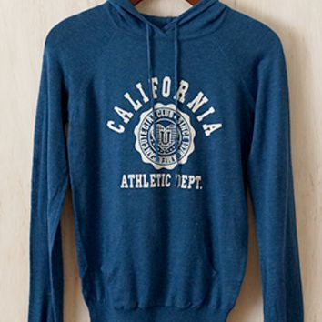 Back on Campus Sweater, Blue