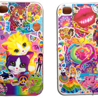 Lisa Frank iPhone 4S Case