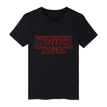 Stranger Things T-shirt Unisex