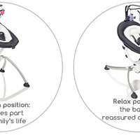 Swoon Up for baby : babycare material and equipment, Babymoov