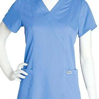 Buy Grey's Anatomy Junior Fit Two Pocket Scrub Top for $26.50