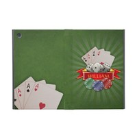 Poker Mania - Cards, Dices, Chips Covers For iPad Mini from Zazzle.com