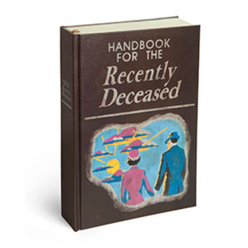 Beetlejuice Handbook for the Recently Deceased Journal - Exclusive
