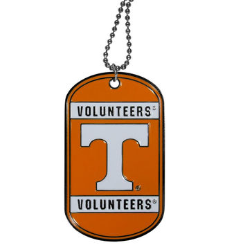 Tennessee Volunteers Tag Necklace CTN25