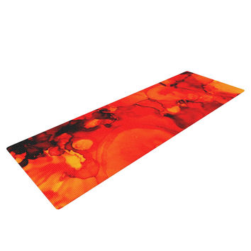 "Claire Day ""Family Photos II"" Yoga Mat"
