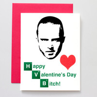 Valentine - Breaking Bad Jesse Pinkman Love Card