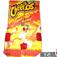 Cheetos Custom Nike Elite Socks ALL SIZES!!