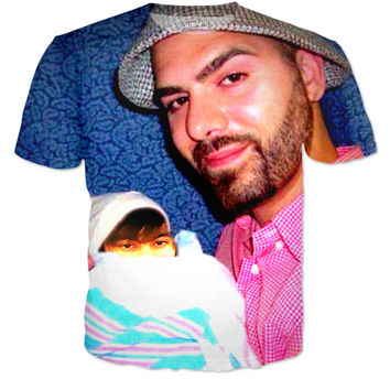 Keemstar And Baby LeafyIsHerw