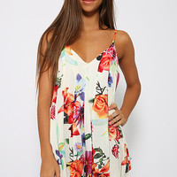 Everyday Life Playsuit - Floral