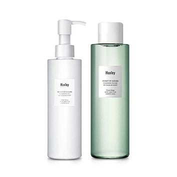 Be Clean Be Moist Cleansing Duo
