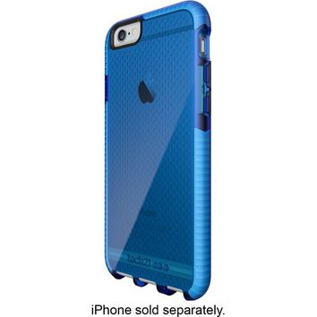 Tech21 - EVO Case for Apple® iPhone® 6 and 6s - Blue/White