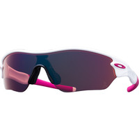 Oakley Radar Edge Breast Cancer Awareness Sunglasses - Women's Pearl/G30, One