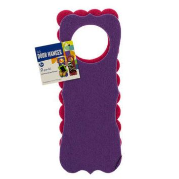 Craft Felt Door Hanger Set ( Case of 144 )