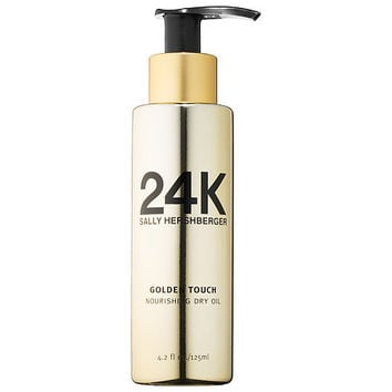 Sally Hershberger 24K Golden Touch Nourishing Dry Oil (4.2 oz)