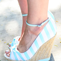 MINT DELIGHT WEDGES