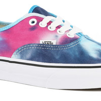 Vans Authentic(Tie Dye)Pink/Blue