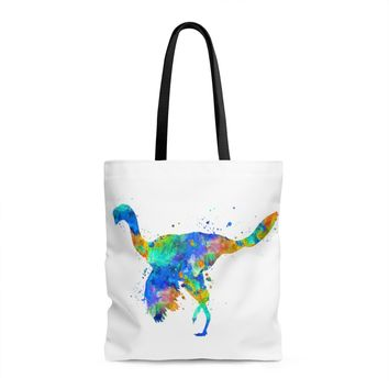 Citipati Dinosaur Tote Bag